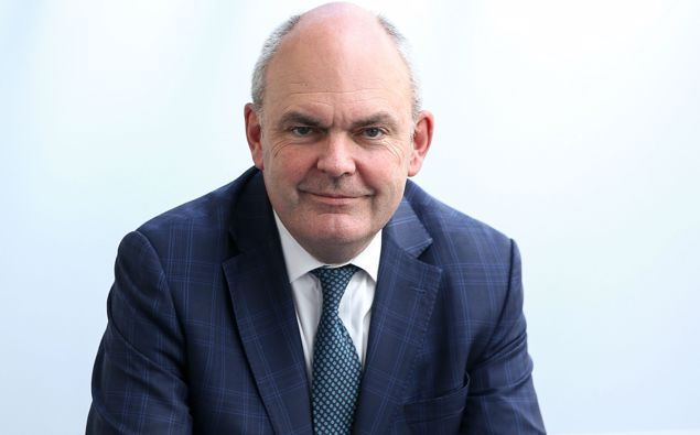 Steven Joyce. (Photo / Getty)