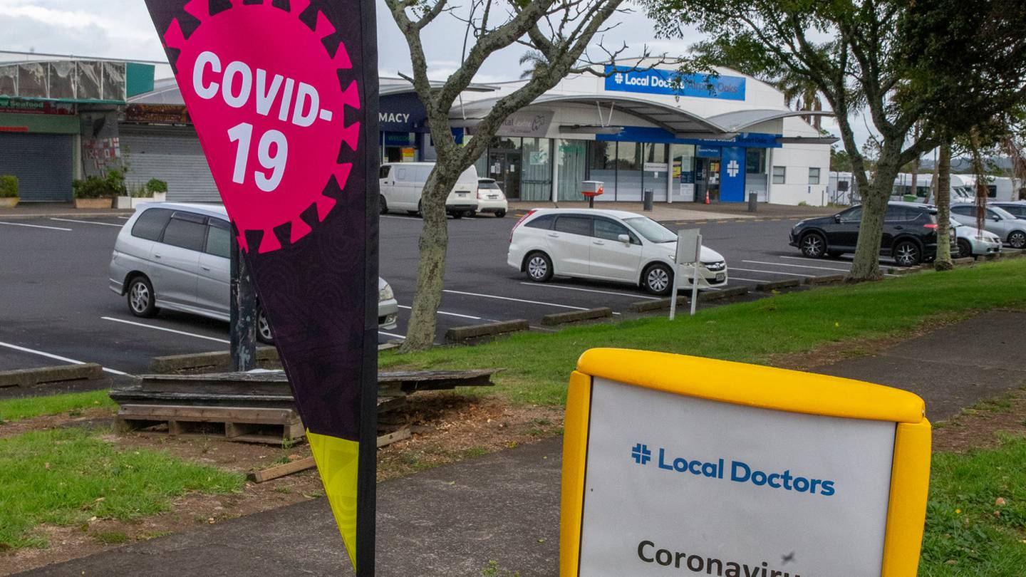 New COVID-19 strain not seen in NZ cases