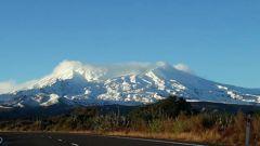 Mt Ruapehu. (Photo / File)