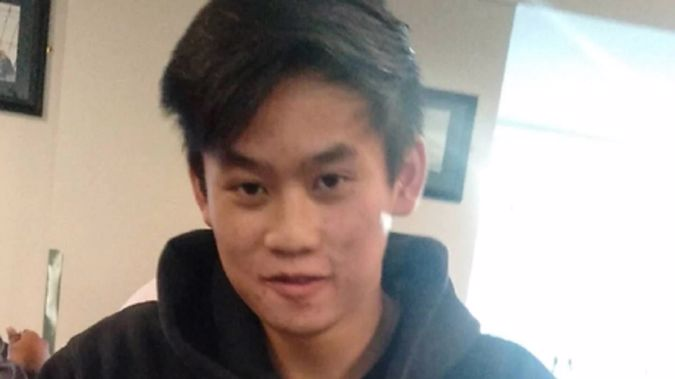The body of 19-year-old Fletcher Wong was found yesterday after he was reported missing from Rhythm and Vines festival. (Photo / NZ Police)