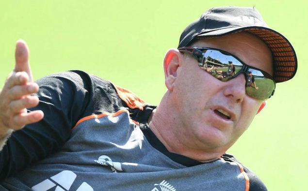 Black Caps coach Gary Stead. (Photo / Photosport)