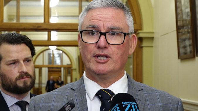 Corrections Minister Kelvin Davis. (Photo / NZME)