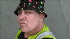 Christchurch man Kane Alan Wayman, 46, died on Friday. Photo / Supplied