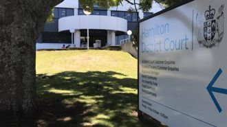 How a runny nose sparked the Hamilton District Court lockdown