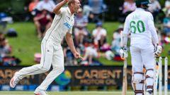 Kyle Jamieson has helped the Black Caps claim the World No 1 test ranking. Photo / Photosport