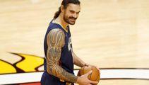 Watch: Adams posts first NBA career triple-double