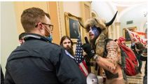 Horned man who became face of deadly siege on US Capitol arrested