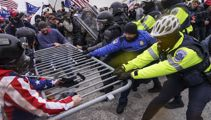 DC Police made more arrests during BLM protests than the Capitol clash