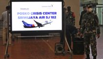 Indonesia jet carrying 62 goes missing on domestic flight, debris found