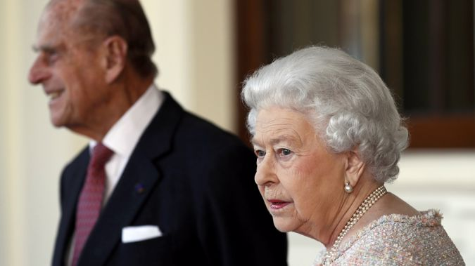 Britain's Queen Elizabeth II and Prince Philip received their Covid-19 vaccinations. Photo / AP