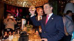 Act leader David Seymour on election night 2020. (Photo / File)