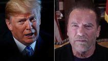 Terminated - Arnold Schwarzenegger compares Trump, Capitol siege to Nazis