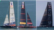 Live commentary and updates: Day one of the Prada Cup