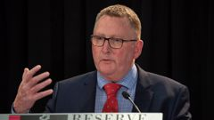 Reserve Bank Governor Adrian Orr. (Photo / Mark Mitchell)