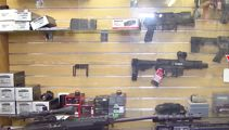 US sees record gun sales, causing shortages of ammunition