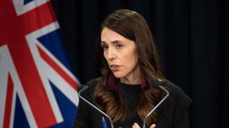 Ardern won't say if she's backing Chris Liddell for OECD's top job
