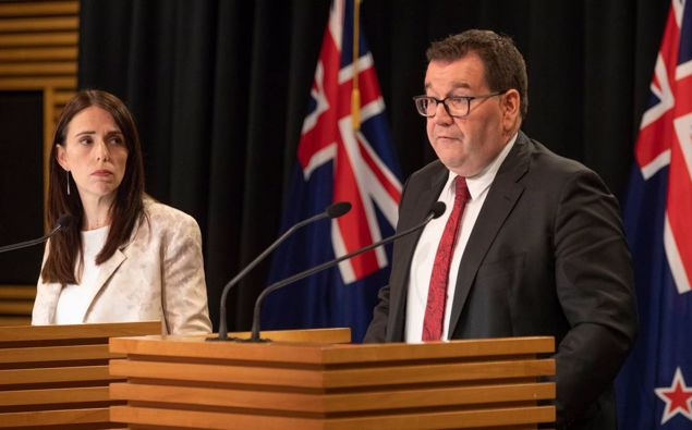 Grant Robertson wrote about the value in moderation - in Government? No thanks. (Photo / NZ Herald)