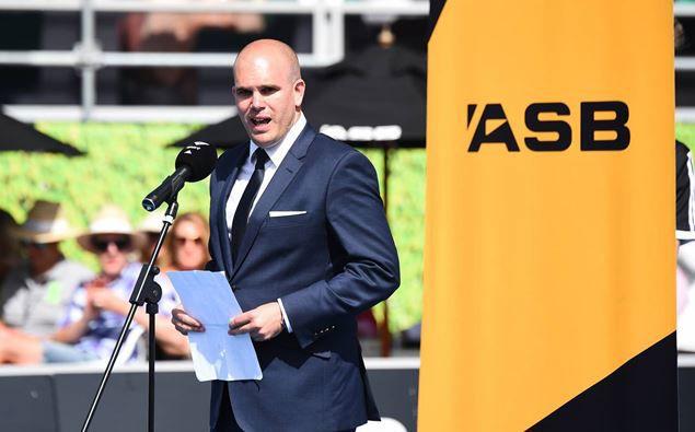 ASB Classic tournament director Karl Budge. (Photo / Photosport)