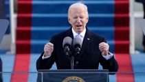 Biden appeals for unity to take on crises facing America