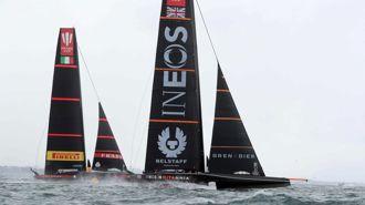 Prada Cup live updates and commentary: Luna Rossa v Ineos Team UK