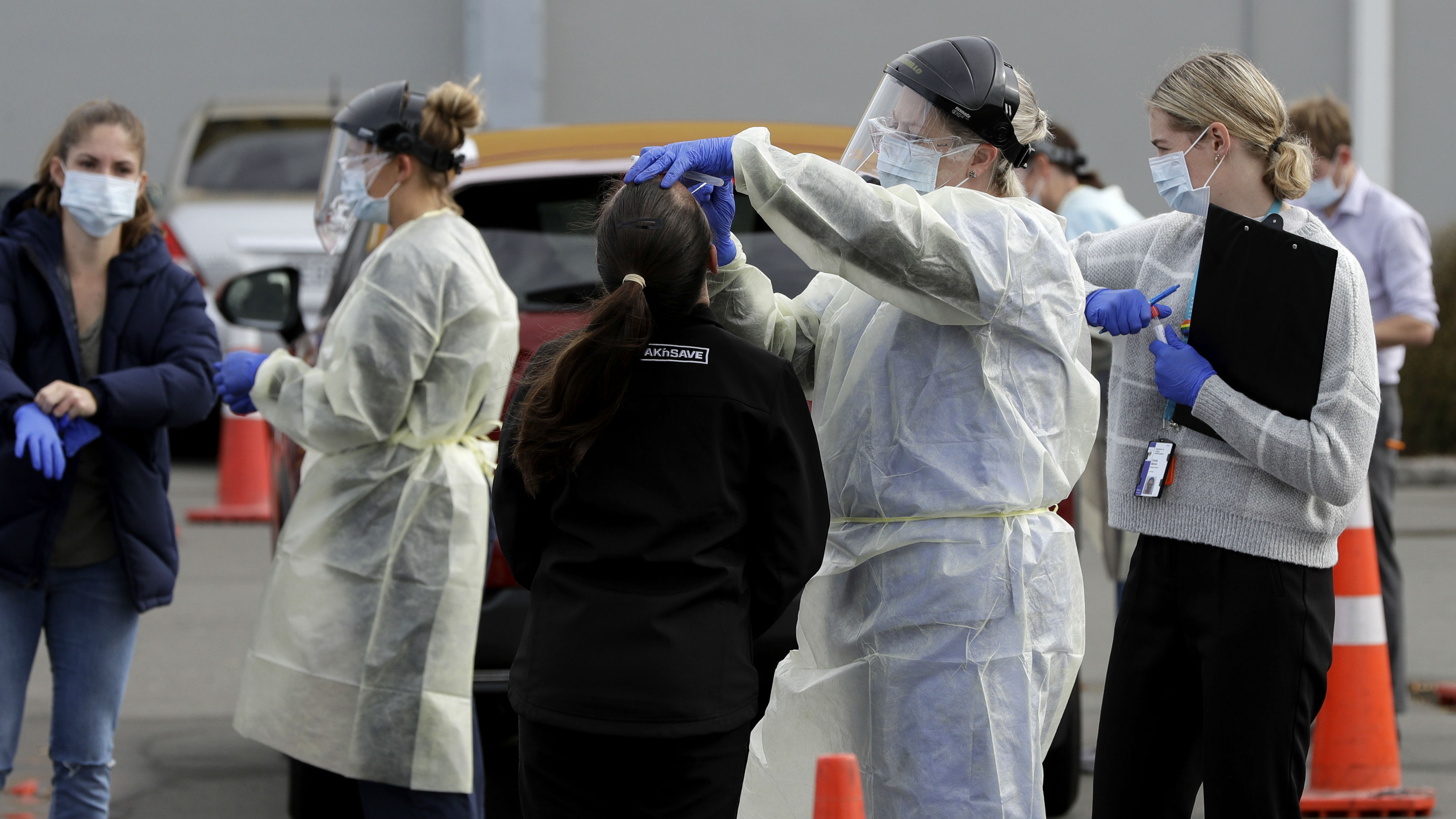 New Zealand records first community case of COVID-19 in months