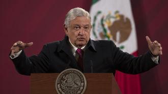 Mexico President Lopez Obrador tests positive for Covid-19