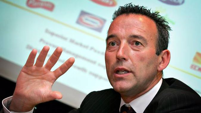 Graeme Hart's latest income of $3.4 billion reinforces the need of a wealth tax to help fix inequality, says Oxfam. Photo / NZ Herald