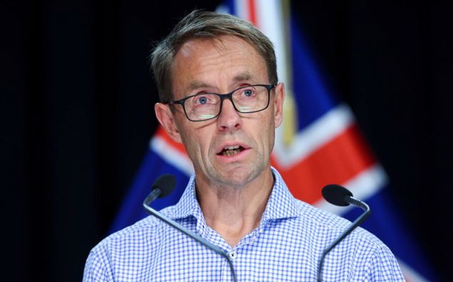 Director-general of health Dr Ashley Bloomfield. Photo / Getty Images