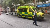 Person critical after fall from Auckland CBD building