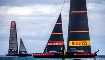 Live updates and commentary: Luna Rossa vs American Magic
