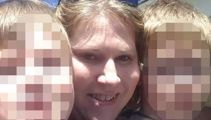 Horror hit-and-run: Mum of two in intensive care as police hunt car