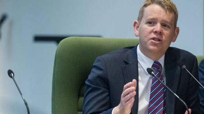 Minister of Education Chris Hipkins. (Photo / File)