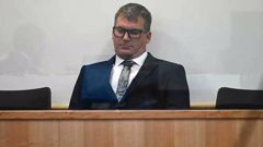 Guy Appleton was sentenced today in the High Court at Tauranga. Photo / George Novak