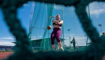 Athletics: Kiwi hammer thrower on the rise