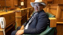 New MP kicked out of Parliament after clashing with Speaker over tie