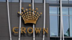 Shares in Crown have been placed in a trading halt. Photo / Getty Images