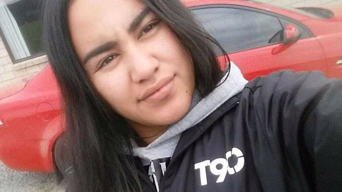 Rikki-Lee Simeon has pleaded not guilty to the murder of her partner. Photo / Supplied
