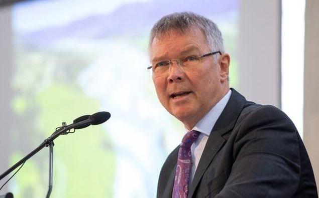 Environment Minister David Parker. (Photo / NZ Herald)