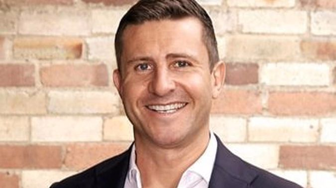 Real estate agent Karl Howard tried to strangle his girlfriend before attacking her friend with a samurai sword at his multi-million-dollar home in Sydney, a court has heard. Photo / Supplied