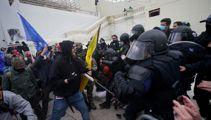 Trump impeachment: Chilling footage shows how close rioters got to senators