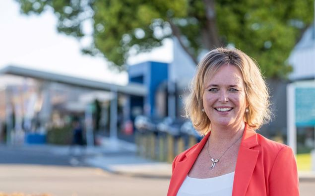 Tukituki MP Anna Lorck. (Photo / John Cowpland)