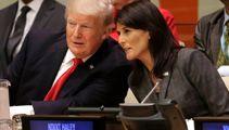 Former US ambassador Nikki Haley slams former president Donald Trump