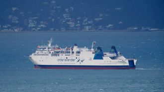 Gale-force winds trap Interislander passengers in 12-hour trip to Picton
