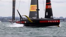 Tension brewing over Prada Cup racing for this weekend