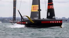 Challenger of Record Luna Rossa. (Photo / Brett Phibbs)