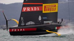 Heather du Plessis-Allan: Luna Rossa has every right to say no to a delay