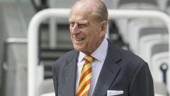 Prince Philip. (Photo / AP)