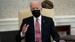 US President Joe Biden. (Photo / AP)