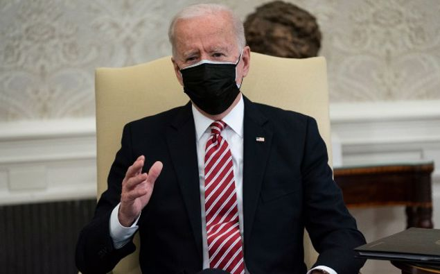 US President Joe Biden. (Photo / AP)