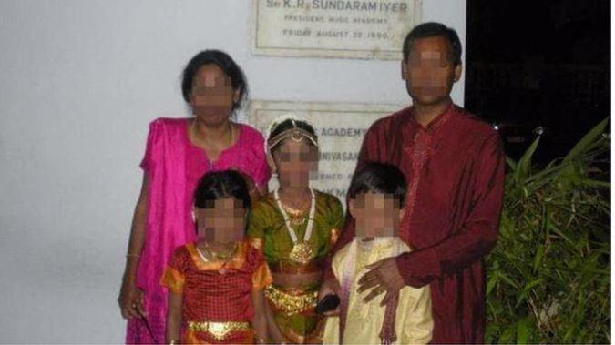 The court heard the alleged slave had to care for the couple's three children, cook, fold clothes and allegedly was not paid. Photo / Supplied